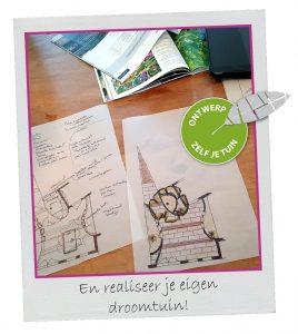 TuinIdee Workshop Tuinontwerp maken