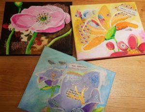 TuinIdee Workshop bloemenschilderij